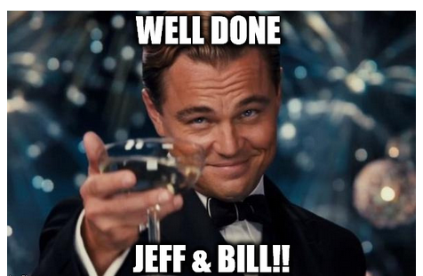 Jeff and Bill